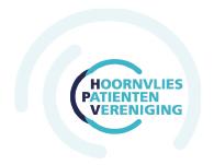logo hoornvlies patientenvereniging